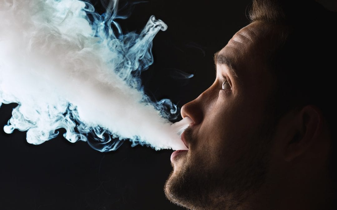 vaping injuries and death